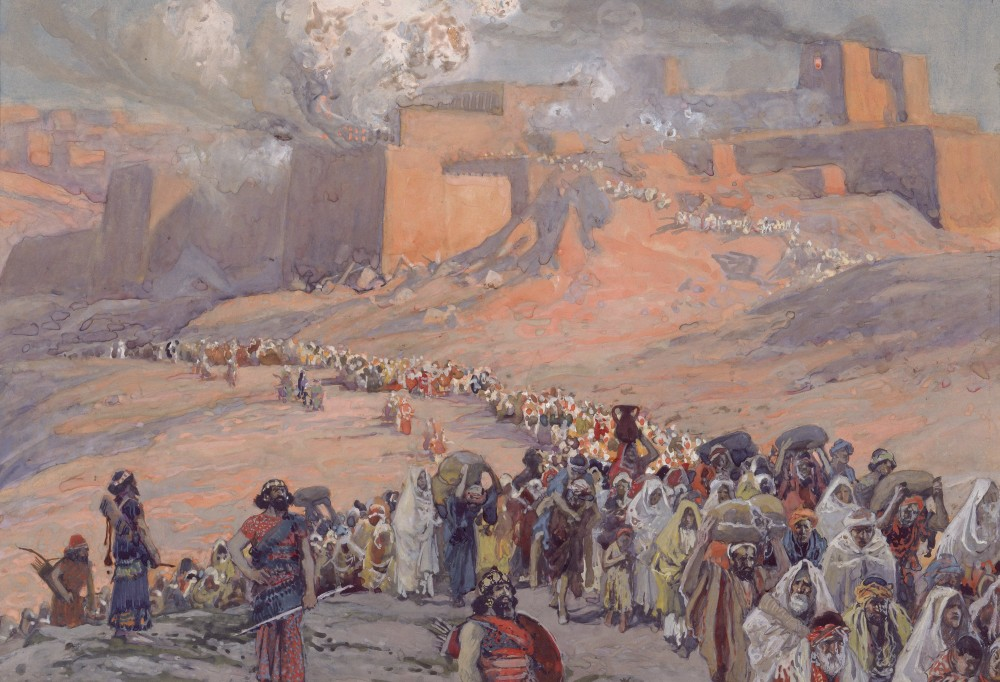 Flight-of-the-prisoners-Tissot-Babylonian-destruction-of-Jerusalem-e1429635618934